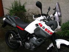 Buddyseat Motorzadel RayZ Tenere 2008