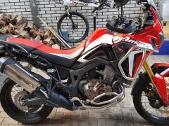 CRF 1000 Africa twin RayZ Buddyseat Motorzadel