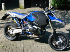 Buddyseat Motorzadel BMW HP2