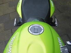 Buddyseat Motorzadel Triumph Street Triple