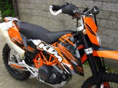 Buddyseat Motorzadel RayZ KTM 690 R