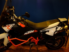 RayZ  Buddyseat Motorzadel KTM 990Adventure