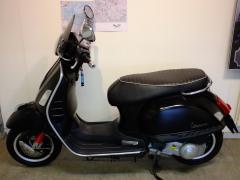 RayZ Buddyseat Motorzadel Vespa
