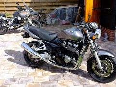 Buddyseat Motorzadel gsx-1400