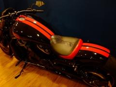 RayZ Buddyseat Motorzadel v-rod